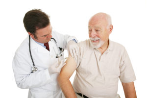 Elderly Care in Old Town Alexandria VA: Senior Vaccines