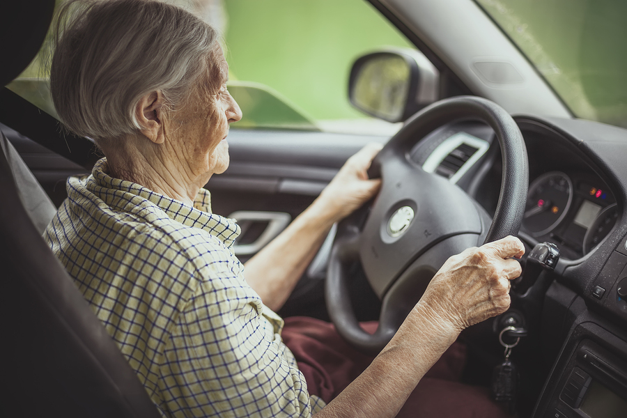 Home Care in Lorton VA: Driving & Your Senior