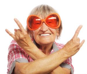 Elderly Care in Falls Church VA: Tips for Thinking Positively