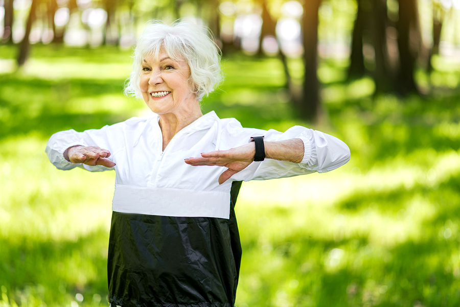 Home Care Services in McClean VA: Senior Exercise and Osteoporosis