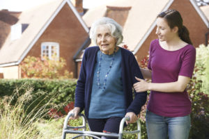 Elder Care Fort Belvoir VA - Improving Outdoor Safety for a Senior with Increased Fall Risk