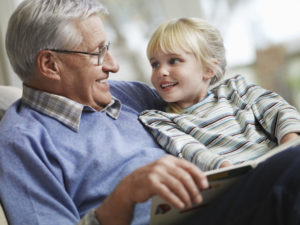 Senior Care Falls Church VA - The Pros and Cons of Involving Your Children in Your Dad's Care